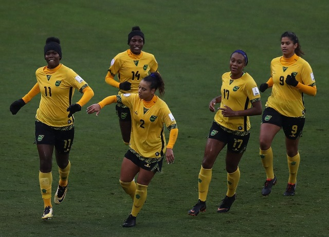 Panama v Jamaica: Third Place Match - CONCACAF Women's Championship